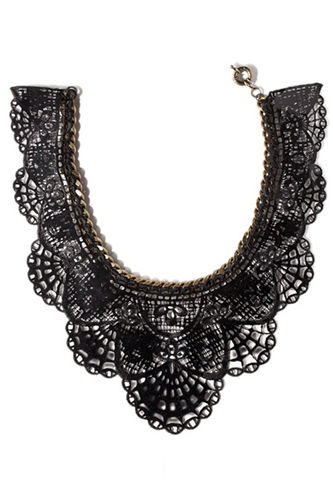 Silicone Lace Collars
