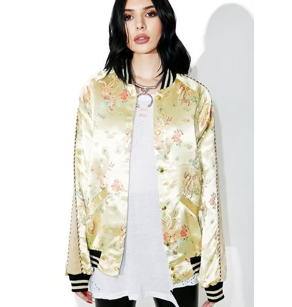 Asian Brocade Bombers