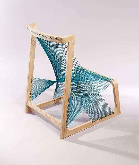 Wicked Webbed Chairs