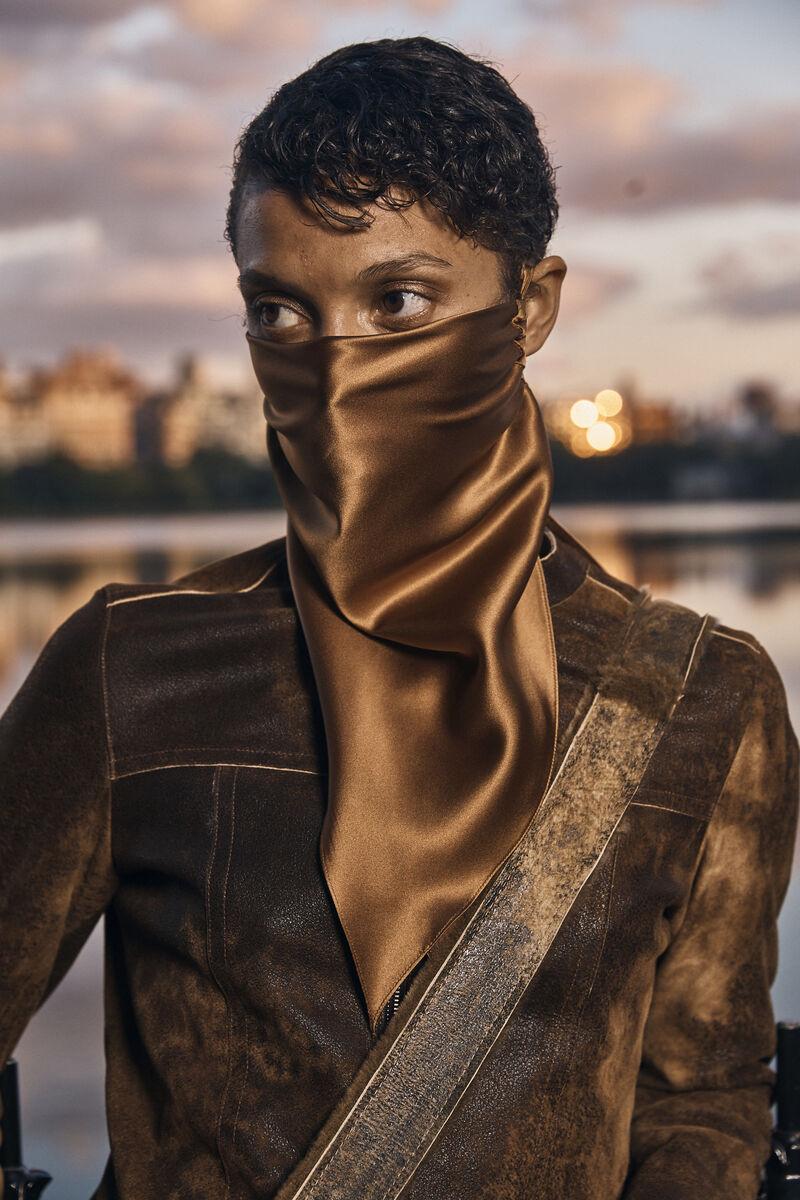 Sustainable Silk Face Masks