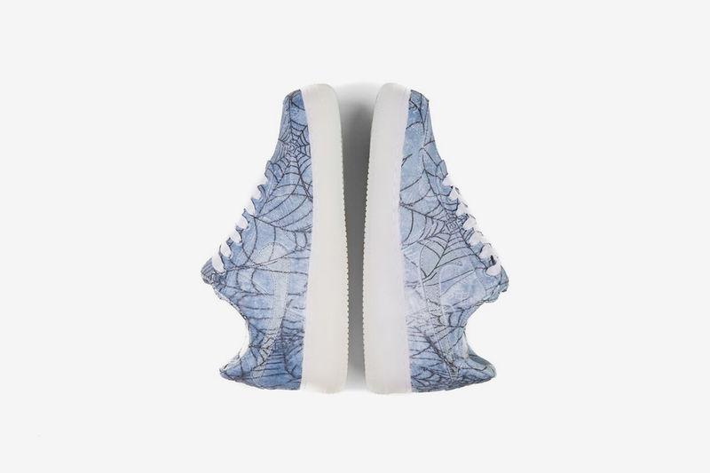 Refined Silk Footwear Designs