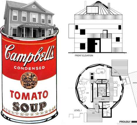 Soup Can Architecture