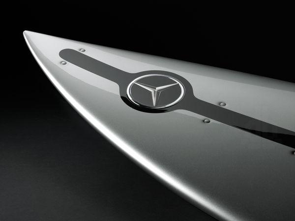 Luxury Car-Designed Surfboards