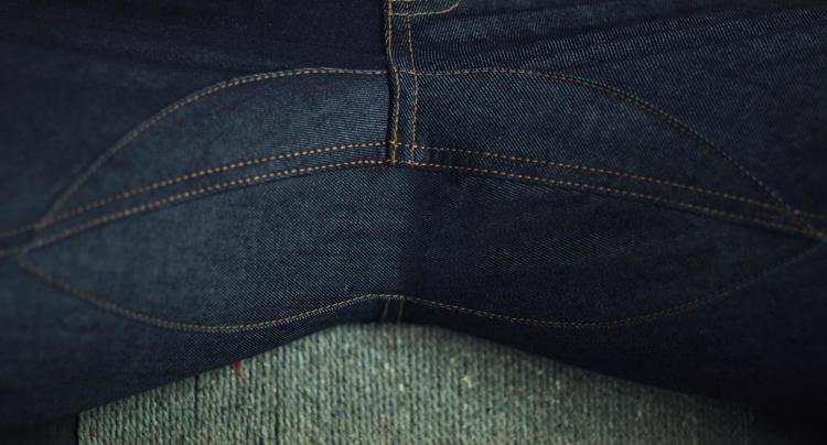 Eco-Friendly Odorless Jeans