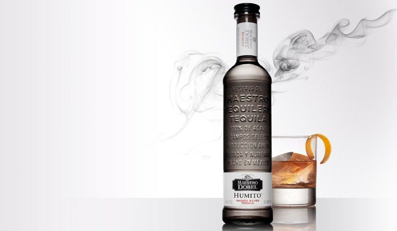 Smoke-Infused Tequilas