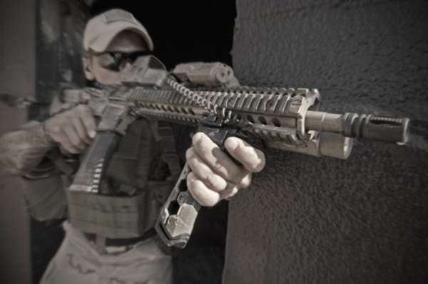 Multi-Functional Gun Grips