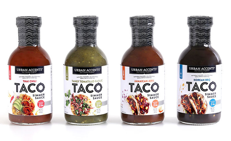 Global Flavor Preparation Sauces