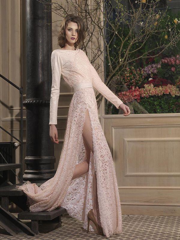 Dainty Gown Fashion Ads