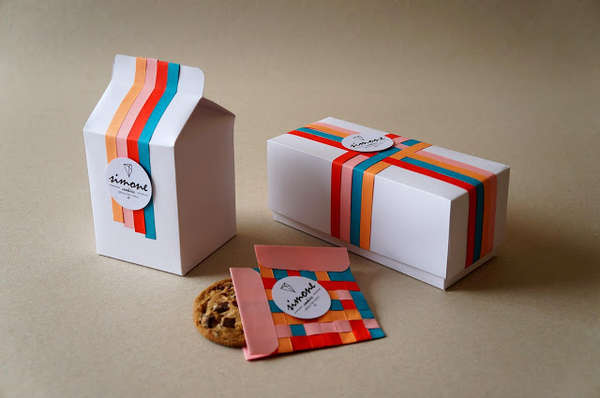 Plaited Paper Packaging