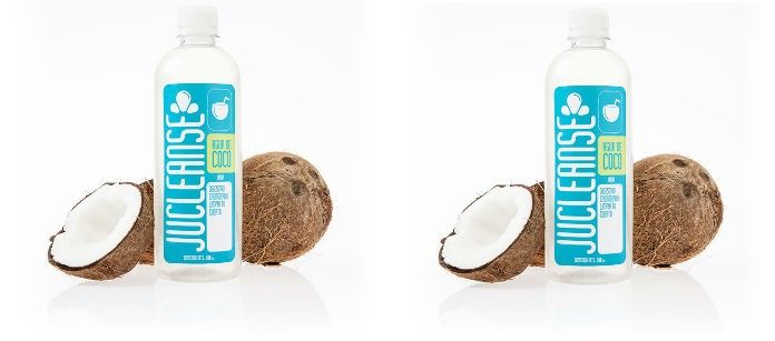 Minimalist Juice Packaging