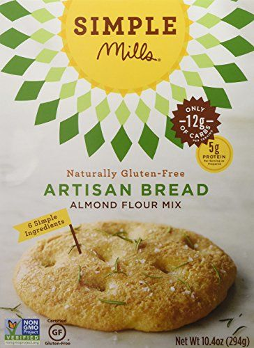 Almond-Based Bread Mixes