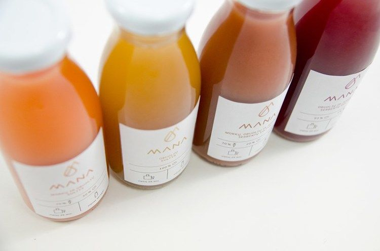 User-Friendly Juice Labels
