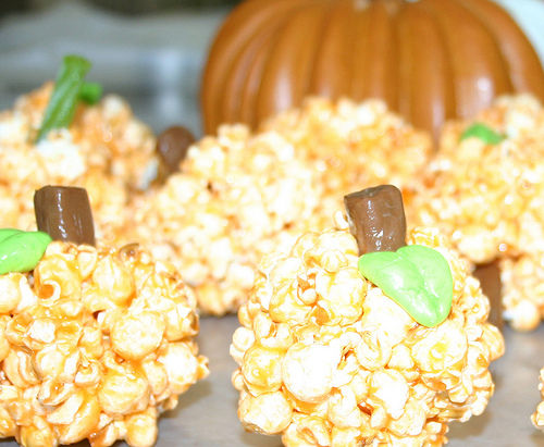 Squash-Infused Popcorn Recipes