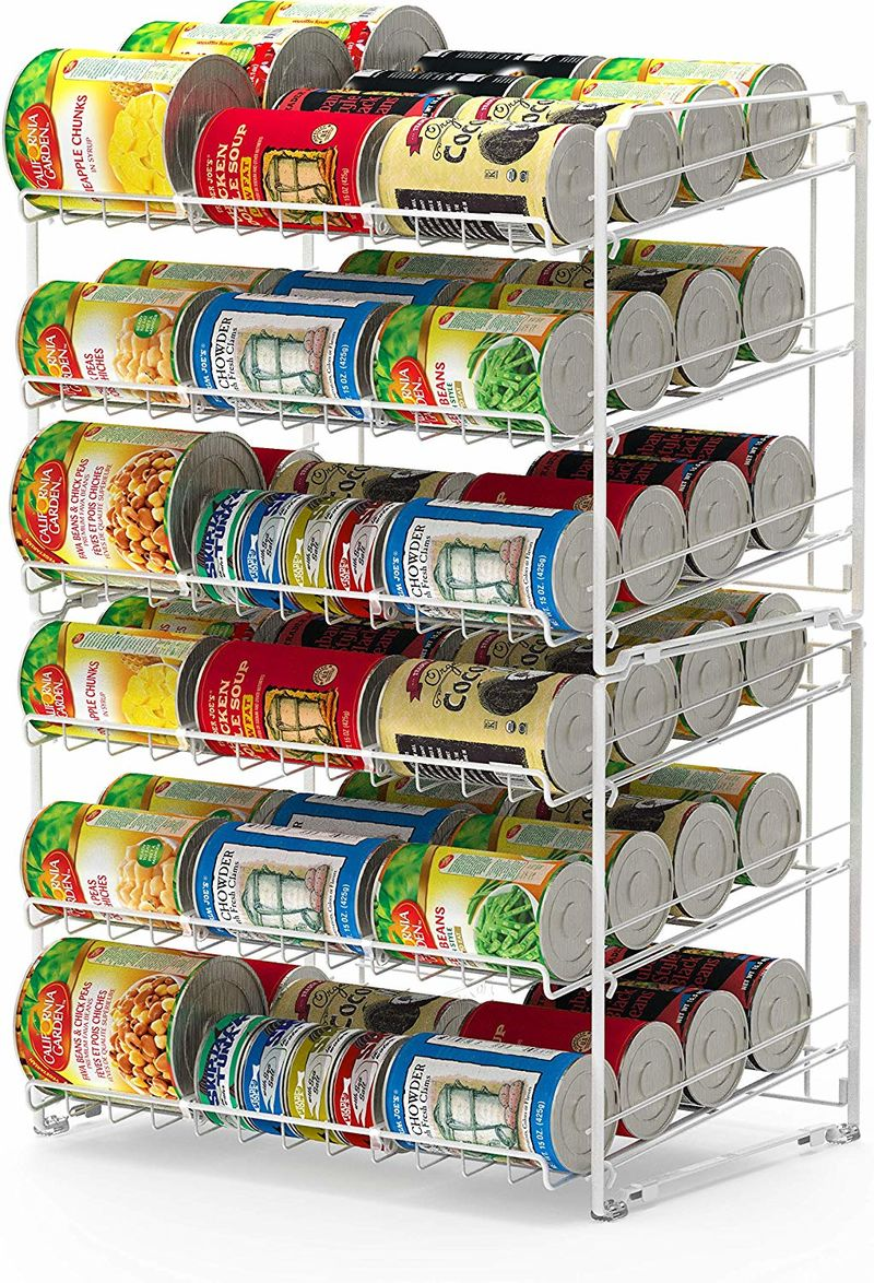 Can Rack Organizers