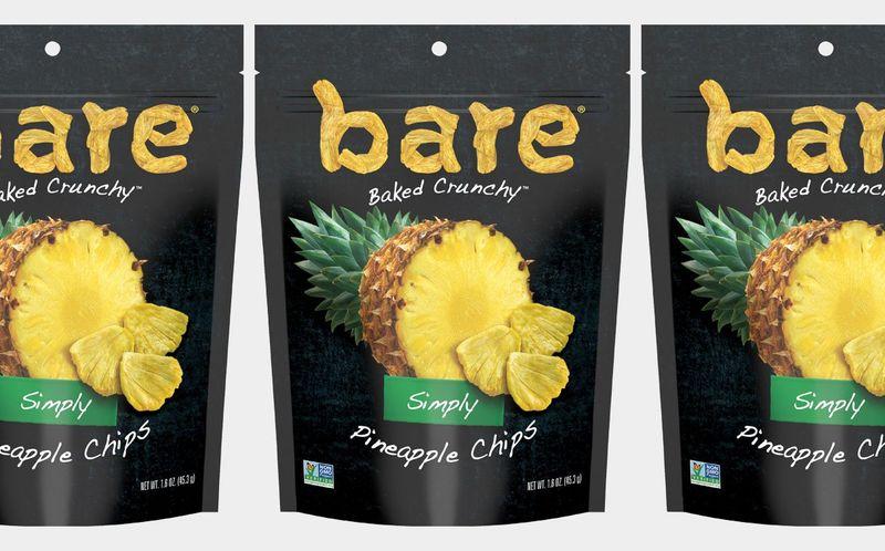 Tropical Dried Fruit Snacks