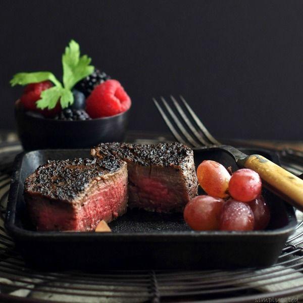 Coffee-Crusted Steak Recipes