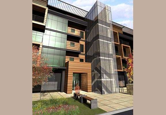 Sin City Gets Greener With Eco Loft Development