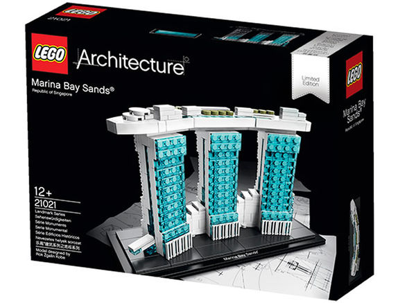 Famous Architecture Toy Kits