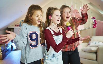 Selfie Singing Toys