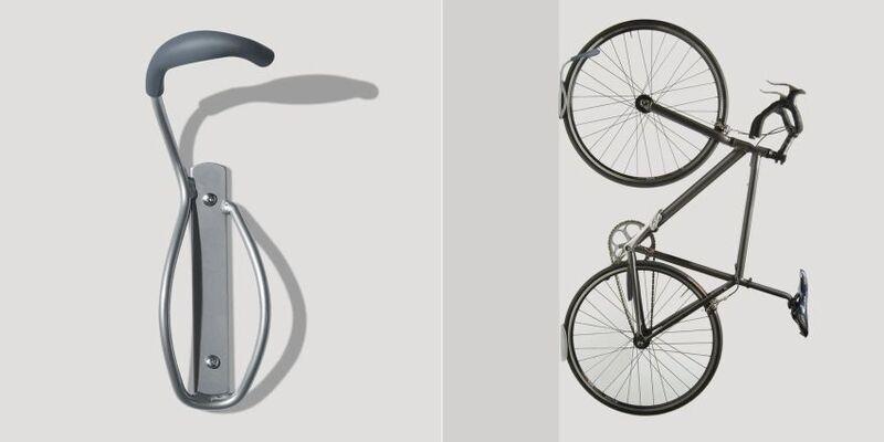 Low-Cost Minimalist Bike Mounts