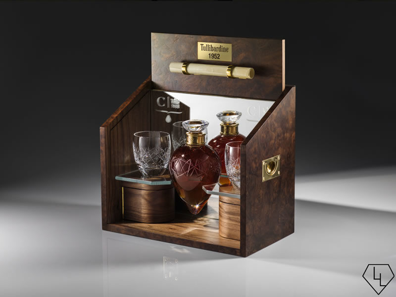 Exclusive Historic Whiskeys