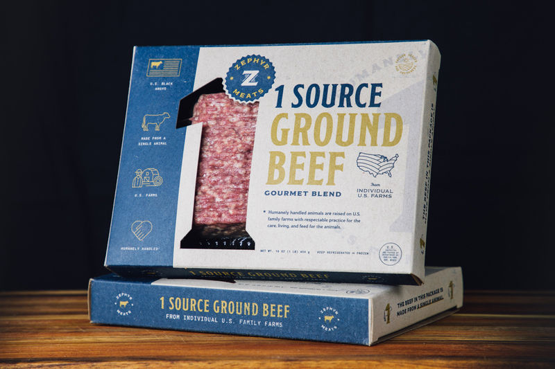 Single-Origin Beef Products