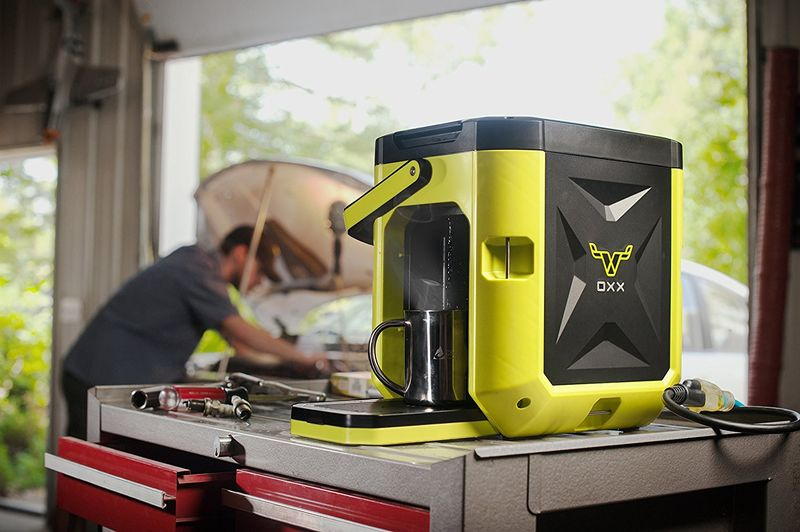 Ruggedly Designed Coffee Makers