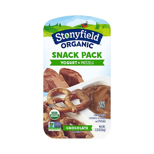 Dippable Yogurt Snacks