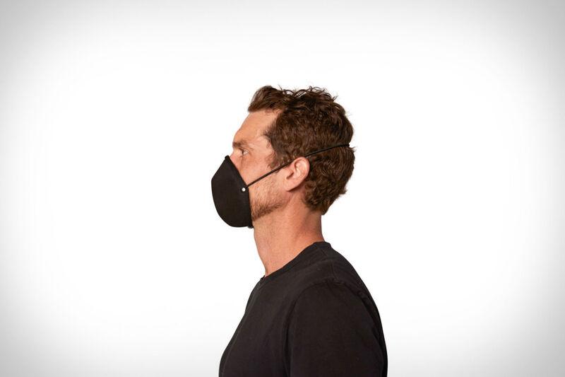 Military-Inspired Face Masks