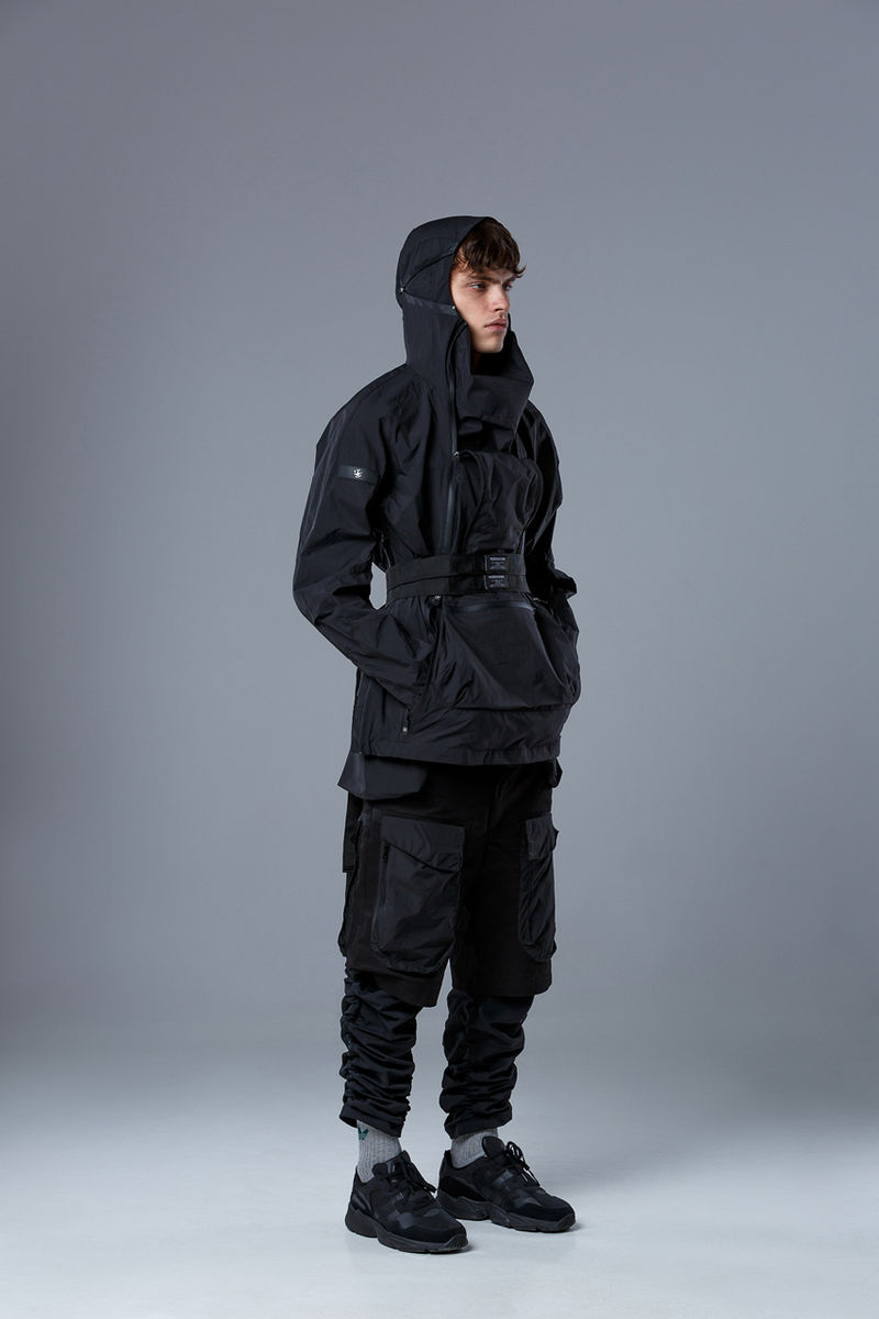 Multi-Functional Techwear Designs