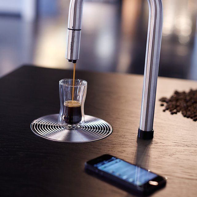 Smart Tap Coffee Machines