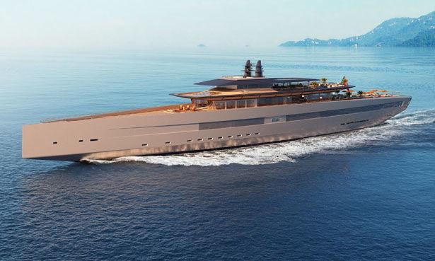 Elegant Open-Air Yacht Concepts