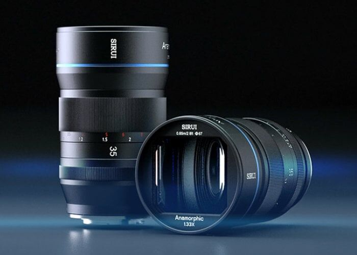 Lightweight Inexpensive Camera Lenses