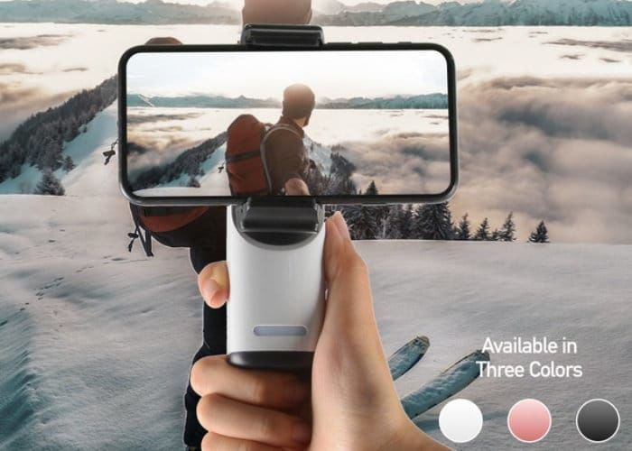 Powered Smartphone Stabilizers