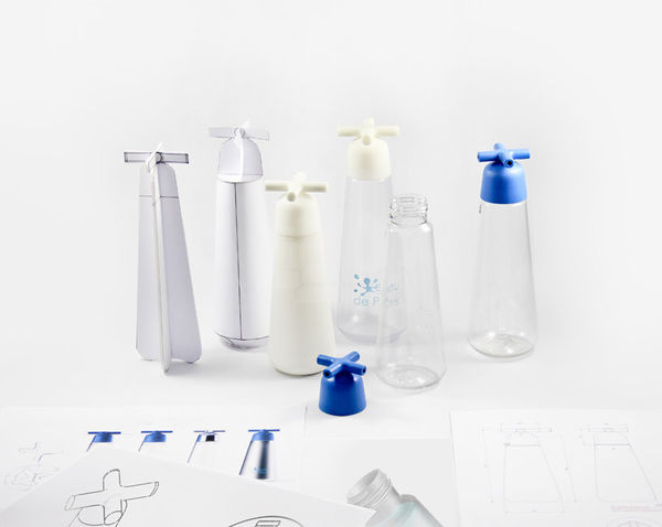 Tap-Like Water Bottles