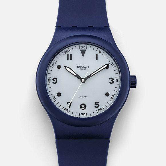 Limited Plastic-Inspired Watches