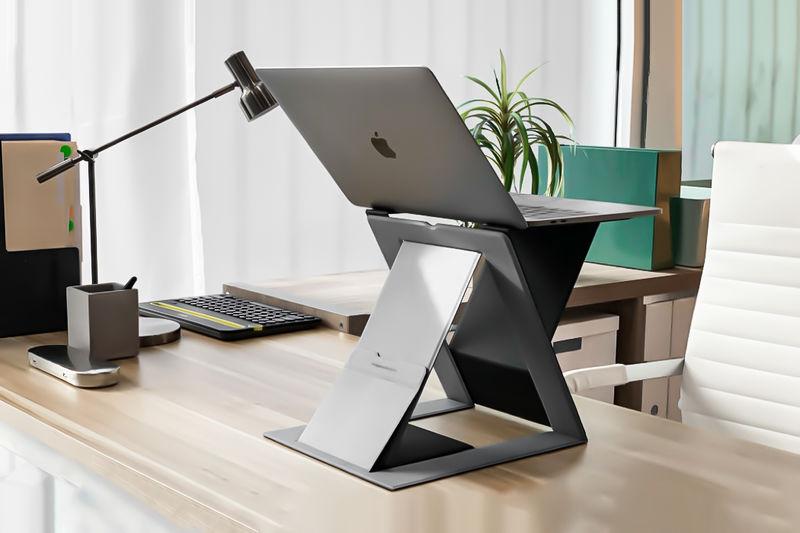 Ergonomic Elevated Laptop Stands