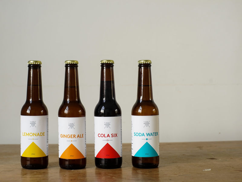 Chromatic Soda Branding