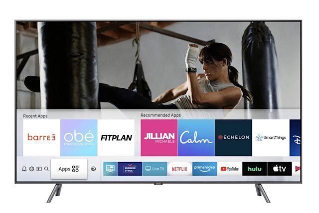 Smart TV-Compatible Fitness Apps