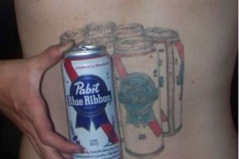 Six-Pack Tattoos