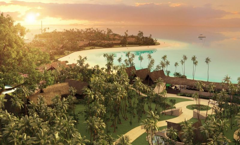 Luxe Solar-Powered Resorts