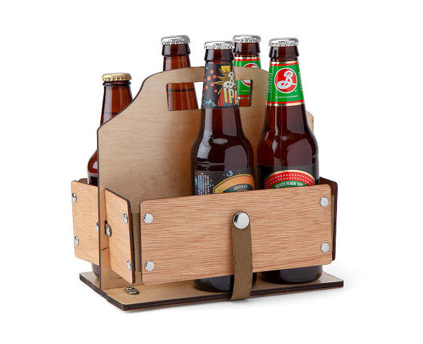 Sustainable Beer Carry Packs