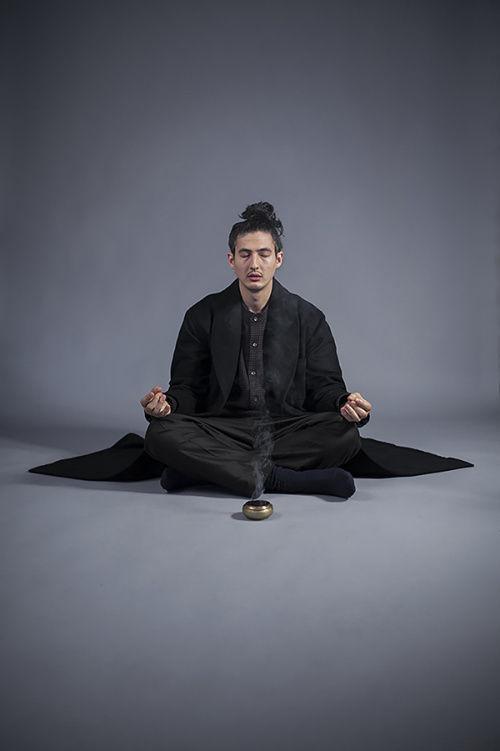 Modern Meditative Menswear