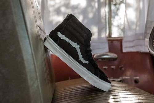 Heavy Duty Leather Sneakers