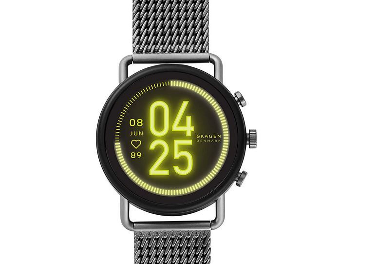 Futuristically Elegant Smartwatches
