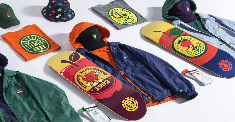 Fruity Streetwear Collections