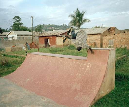 Ugandan Skateboard Parks