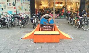Temporary Modular Skateparks