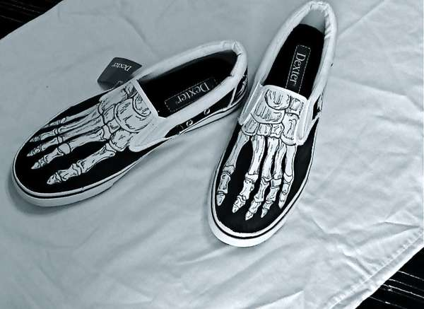 Anatomical Footwear