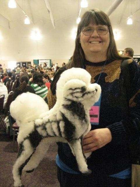 Skeleton Groomed Dogs